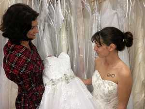 Bridal wear shops unite to fight gown maker's collapse