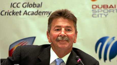 Former Australian wicketkeeper Rod Marsh.