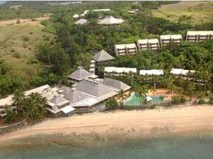 The current state of the Beach Resort at Lindeman Island.