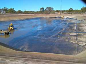 Council gives a dam to keep reservoir clean