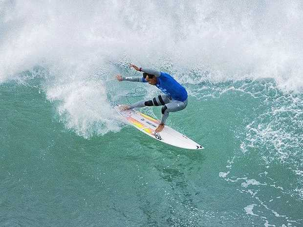 IN FORM: Julian Wilson.