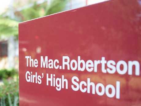MacRobertson Girls' High School