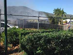 Shed, contents lost in fire in North Rockhampton