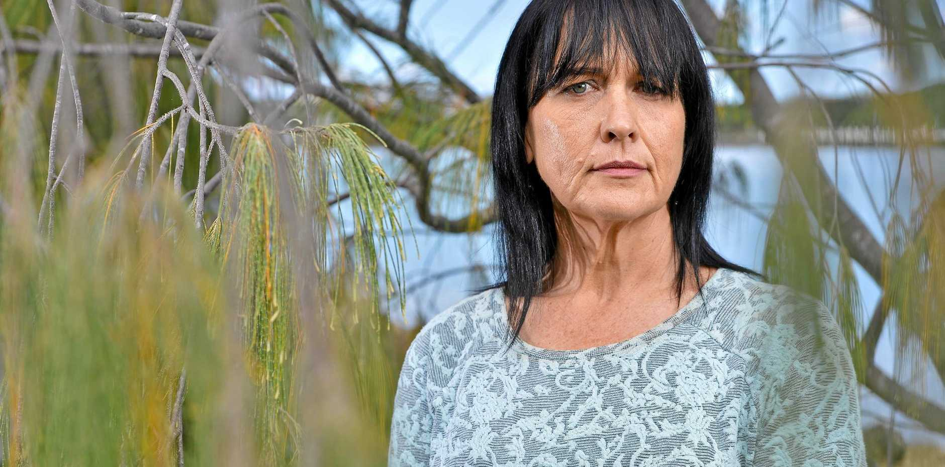 TERRIBLE IMPACT: The Observer's own Danae Jackson lives with chronic pain after contracting Ross River virus.