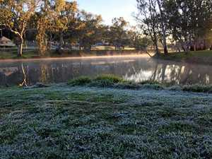 Frosty morning set to clear