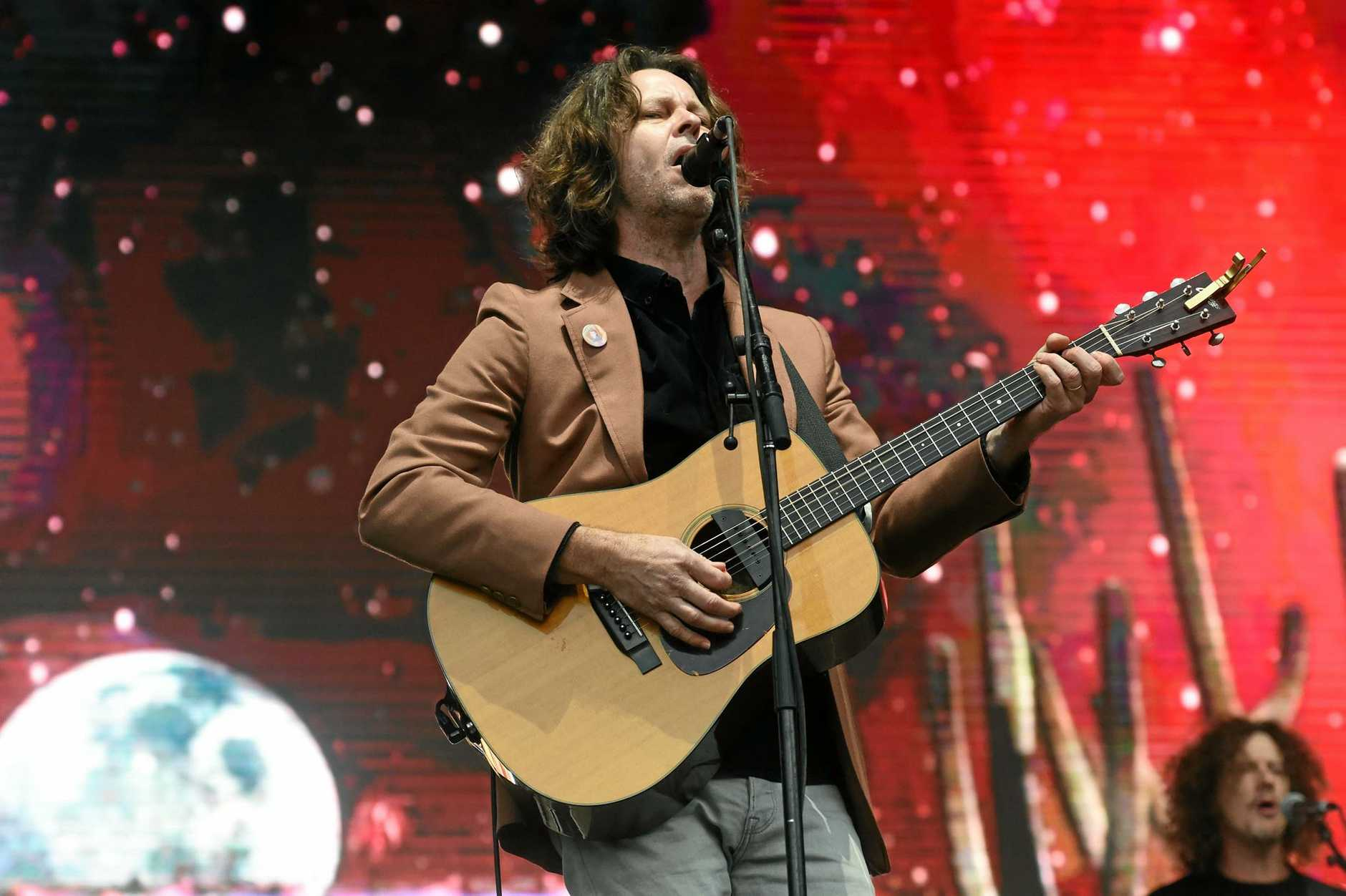 Bernard Fanning is an influential musician - and he's one of us.