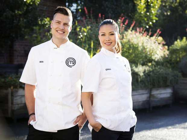 Diana Chan is the first Malaysian woman to win Masterchef Australia