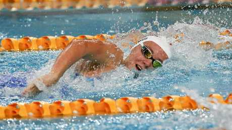 Teenager Ariarne Titmus will fly the flag for Australia in the women's 400m freestyle at the World Swimming Championships in Budapest.