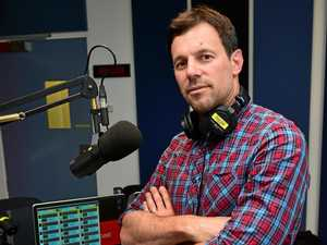 Former Powderfinger drummer Jon Coghill works as a presenter and journalist for ABC Sunshine Coast.