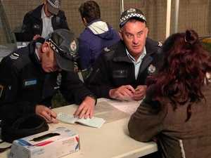 BEHIND THE SCENES: Police at Splendour music festival