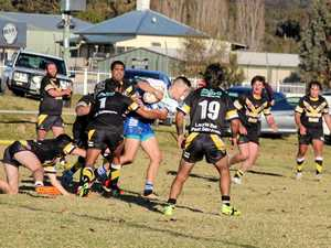 Stanthorpe defeated in first BRL double header