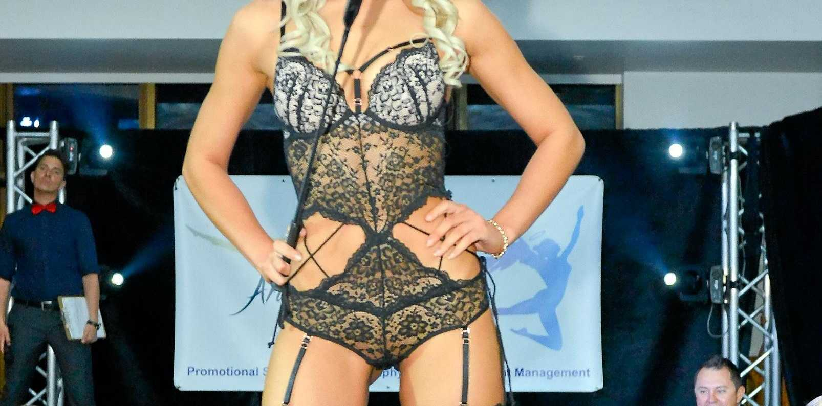 The Australian Lingerie Model Search 2017 was held at the Young Australian Hotel on Saturday night.