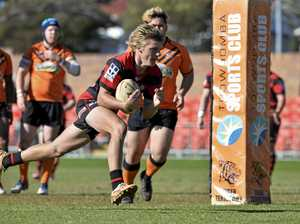 Valleys dominate against Souths