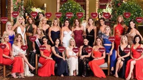Meet the women vying for Matty J's heart on The Bachelor.