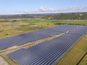 Solar farm on Sunshine Coast ready to be connected to grid