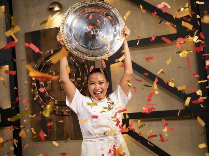 MasterChef Australia's 2017 winner Diana Chan.