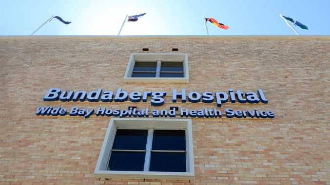 A woman drove drunk to Bundaberg Hospital.