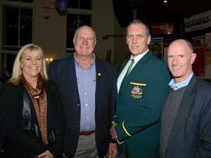 GALLERY: Hundreds dine with captains