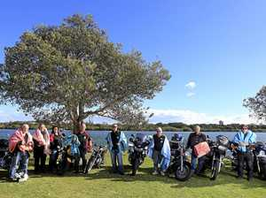 Ulysses blanket ride to support homeless
