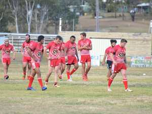 Injured Red Ants promising in Mustangs defeat