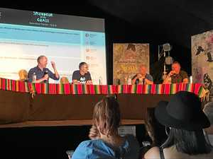 Greens bungle debated at Splendour Forum