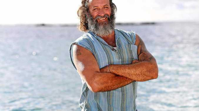 Darling Downs farmer Mark Herlaar has been sent packing from Australian Survivor.