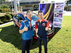 Lowndes, Whincup hail $52m upgrade of Queensland Raceway