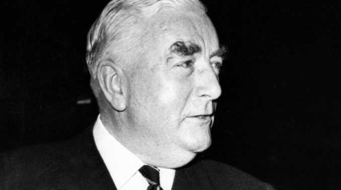 OLD SCHOOL: Robert Menzies was a monarchist and true adherent of the Right.