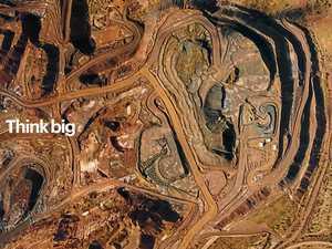 Three mega mines hit bumpy road on production