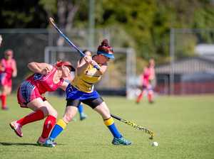 Hockey finals Gympie 2 vs Bundaberg 2