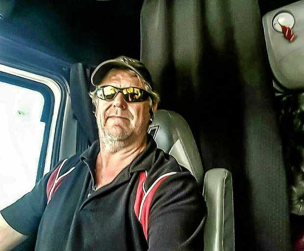 Truck driver Darrin John Magnussen, 42, has faced Mackay Supreme Court pleading guilty to two counts of driving under the influence of methamphetamines (ice), possessing ice and possessing an ice pipe.