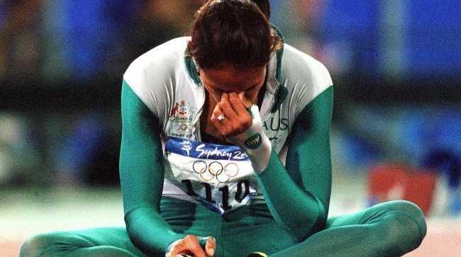 Why Cathy Freeman Broke Down After Winning Gold In 2000 Warwick