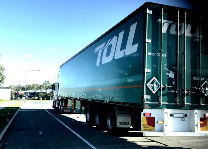 Toll Group may face industrial action if the TWU ballot is successful.
