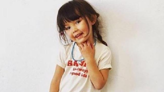 Kawa Sweeney, 3, was pulled unconscious from a Bali pool.
