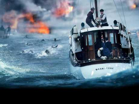 Dunkirk has been a hit with most critics.