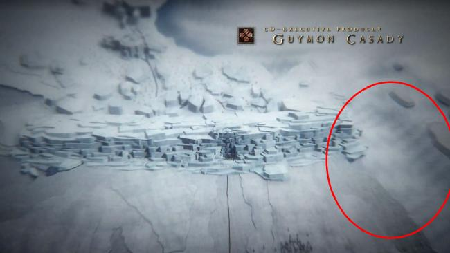 Is this a clue hidden in the Game of Thrones intro?