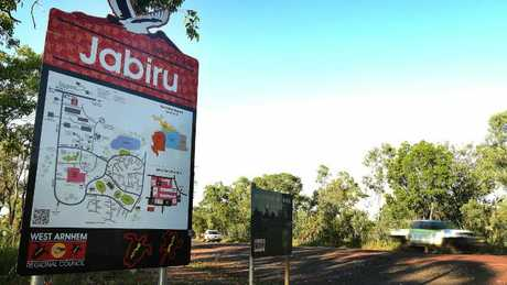 Locals are fighting to stop Jabiru from being demolished.