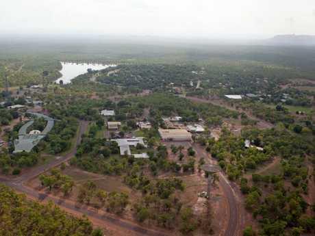 Jabiru Township. Picture: ERASource:Supplied