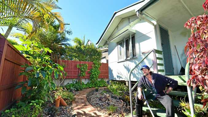 Noosaville tenant Tony Conyers thought his tenancy was guaranteed until 2035, so he spent his own money on the property. Now he's been told he may not be able to stay for even one more year.