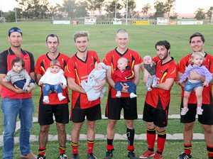 Baby bonanza for Gatton Redbacks