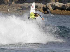 Young Northern Rivers surfer rips to take a state title