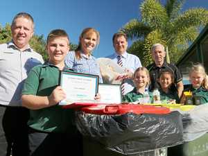 St Luke's give the environment a hand