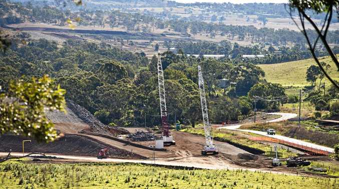 The Toowoomba Second Range crossing has not brought a population boom.