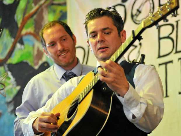 SWEET TUNE: Dorrigo's Bluegrass and Folk Festival will receive funding from Bellingen Council.