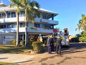 Mackay hotel evacuated