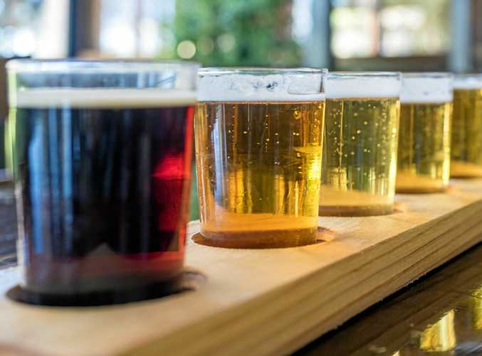 TOP TALENT ON SHOW: The Cairns region has had an explosive growth in the brewing scene.