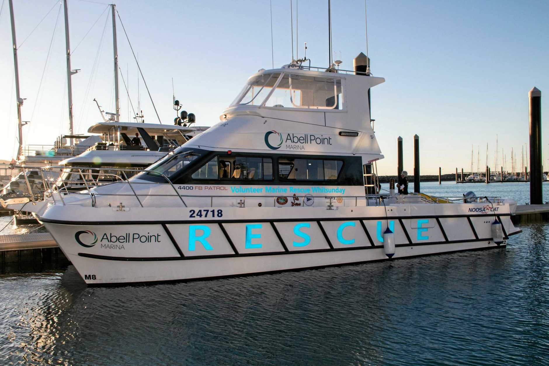 BRAND NEW: The Abell Point Marina VMR1.