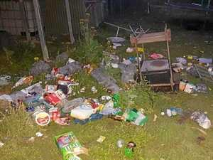 TENANTS FROM HELL: See the mess left by evicted couple