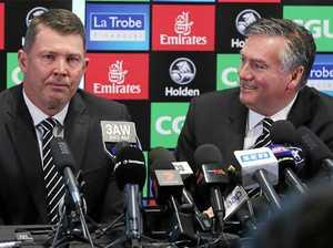 AFL legend takes aim at Collingwood's 'sad state of affairs'