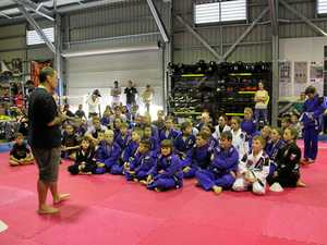 PHOTO GALLERY: Gladstone Jiu Jitsu comp's huge day